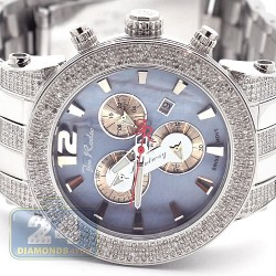 Joe Rodeo Broadway 5.00 ct Diamond Mens Watch JRBR16