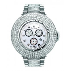 Joe Rodeo Razor 27.20 ct Diamond Mens Watch JROR11