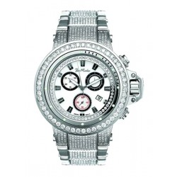 Joe Rodeo Razor 22.00 ct Diamond Mens Watch JROR8