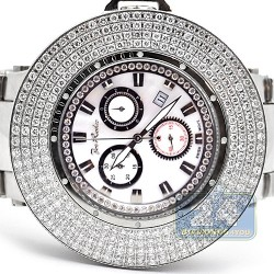 Joe Rodeo Razor 10.40 ct Diamond Mens Watch JROR12