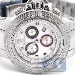 Joe Rodeo Razor 4.00 ct Diamond Mens Watch JROR2