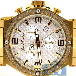 Joe Rodeo Phantom 2.25 ct Diamond Mens Watch JPTM70A
