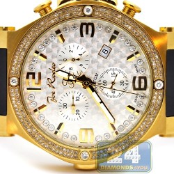 Joe Rodeo Phantom 2.25 ct Diamond Mens Watch JPTM70