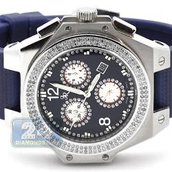 Joe Rodeo Shapiro 1.50 ct Diamond Mens Watch JRSP3