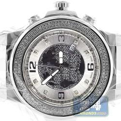 Joe Rodeo Panter 1.50 ct Diamond Mens Watch JPT7