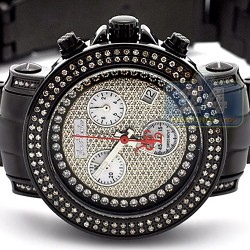 Womens Diamond Black Watch Joe Rodeo Rio JRO42 1.25 Carat