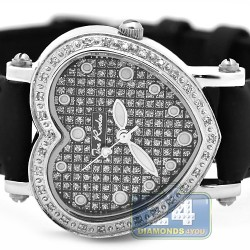 Joe Rodeo Mini Heart 0.27 ct Diamond Womens Watch JRM3