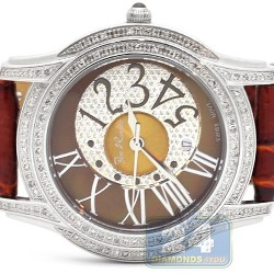 Joe Rodeo Beverly 1.35 ct Diamond Womens Watch JBLY4