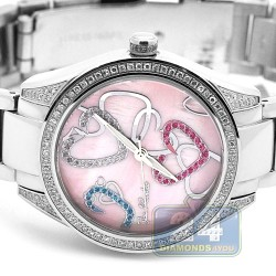Joe Rodeo Secret Heart 1.60 ct Diamond Womens Watch JRSH3