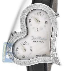 Joe Rodeo Sahara Heart 1.40 ct Diamond Womens Watch JRS1