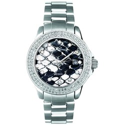 Joe Rodeo Zibra 1.25 ct Diamond Womens Watch JRZB1
