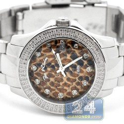 Joe Rodeo Zibra 1.25 ct Diamond Womens Watch JRZB4