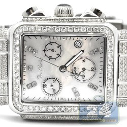Womens Diamond Watch Joe Rodeo Madison JRMD4 10.25 ct White
