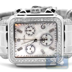Womens Diamond Silver Watch Joe Rodeo Madison JRMD30 2.00 ct