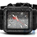 Joe Rodeo Madison 1.50 ct Diamond Black Watch JRMD201