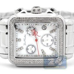 Joe Rodeo Madison 1.50 ct Diamond White Dial Watch JRMD1