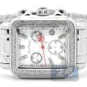 Joe Rodeo Madison 1.50 ct Diamond White Dial Watch JRMD1