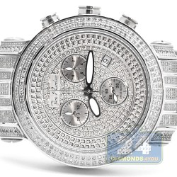Joe Rodeo Classic 3.75 ct Diamond Mens Watch JCL77
