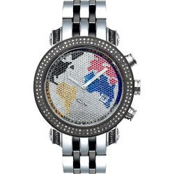 Joe Rodeo Classic 1.75 ct Diamond Mens Multicolored Watch JCL39