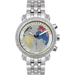 Joe Rodeo Classic 1.75 ct Diamond Mens Watch JCL49(Y)