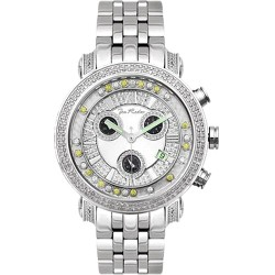Joe Rodeo Classic 1.70 ct Moving Diamond Mens Watch JCL52(WY)
