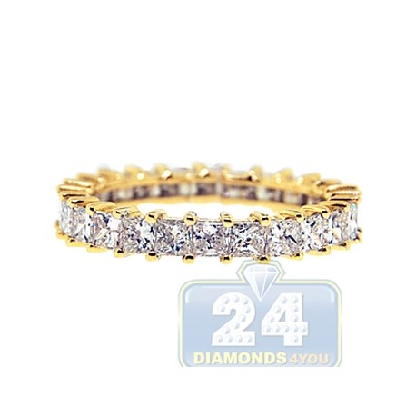 wedding band row yellow in pave men mens ring s diamond gold bands round fashion