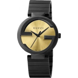 Gucci Interlocking Special Grammy Bracelet Mens Watch YA133209