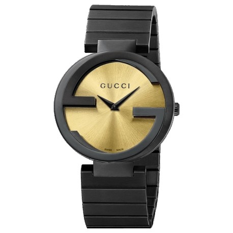 Gucci Interlocking Special Grammy Bracelet Womens Watch YA133314