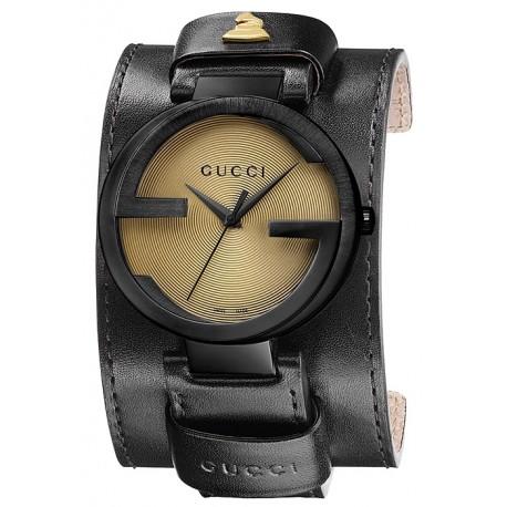 Gucci Interlocking Grammy Special Cuff Unisex Watch YA133202
