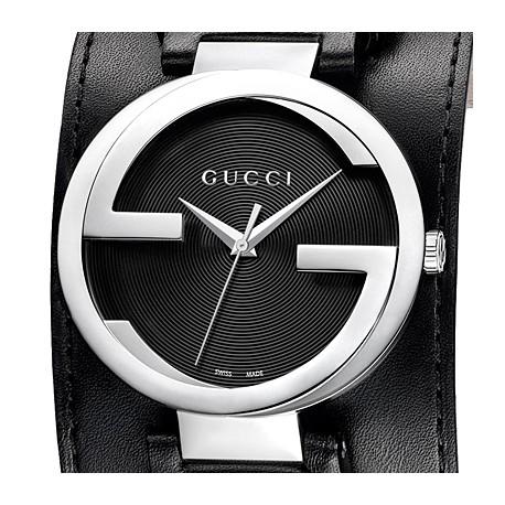 Gucci Interlocking Grammy Special Cuff Watch YA133201