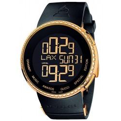 Gucci I-Gucci Diamond Grammy Edition Mens Watch YA114217