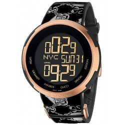 Gucci I-Gucci Digital Grammy Edition Mens Watch YA114102