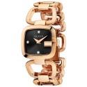 Gucci G-Gucci Rose Gold PVD Bracelet Womens Watch YA125512