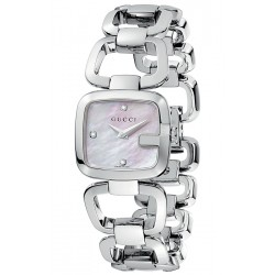 Gucci G-Gucci Diamond Dial Womens Watch YA125502