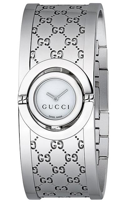 d35963927cb Gucci Twirl Small Steel Womens Watch YA112510