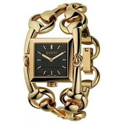 Gucci Signoria 18K Yellow Gold Womens Watch YA116304