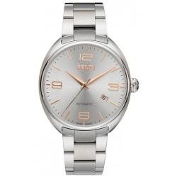 F201016000 Fendi Fendimatic Automatic Silver Dial Steel Watch