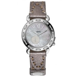 F81034DCH Fendi Selleria Diamond Round White MOP Dial Watch Case