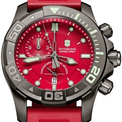 Swiss Army Dive Master 500 Chronograph Mens Watch 241422