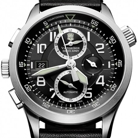 Swiss Army Airboss Mach 8 Special Mens Watch 241446