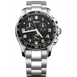 Swiss Army Chrono Classic Steel Mens Watch 241494
