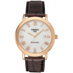 Tissot Oroville Automatic 18K Rose Gold Mens Watch T71.8.462.73