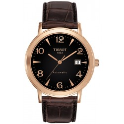 Tissot Oroville Automatic 18K Rose Gold Mens Watch T71.8.462.54
