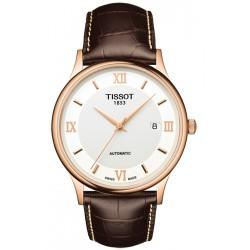 Tissot Dream 18K Rose Gold Mens Watch T914.407.76.018.00