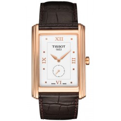 Tissot New Helvetia 18K Rose Gold Mens Watch T911.535.76.018.00