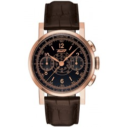 Tissot Heritage Automatic 18K Rose Gold Mens Watch T904.432.76.057.00
