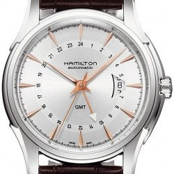 Hamilton Jazzmaster Traveler GMT Auto Mens Watch H32585557