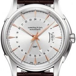 Hamilton Jazzmaster Traveler GMT Auto Mens Watch H32585557