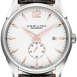 Hamilton Jazzmaster Slim Petite Seconde Mens Watch H38655515