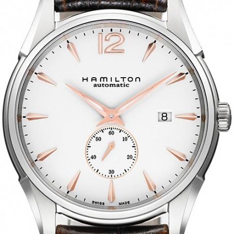 Hamilton Jazzmaster Slim Petite Seconde Mens Watch H38655515